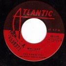 ATLANTIC 1144 45 THE BOBBETTES Mr Lee/Look At The Stars