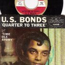 LEGRAND 1008 45+ PS U.S.BONDS Quarter To Three/Time Ole
