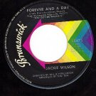 BRUNSWICK 55475 JACKIE WILSON Forever And A Day ~ Girl