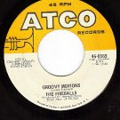 ATCO 6569 45 THE FIREBALLS Groovy Motions ~ Goin Away