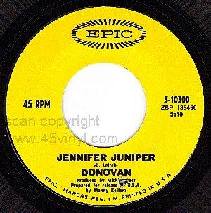 NM EPIC 45 10300 DONOVAN Jennifer Juniper ~ Poor Cow