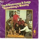 PICTURE SLEEVE BUDDAH 1650 THE 5 STAIRSTEPS & CUBIE