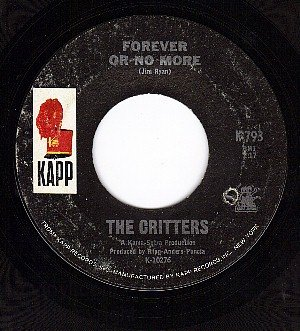 KAPP 793 CRITTERS Forever Or No More ~ Misunderstanding