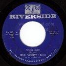 "RIVERSIDE 45 EDDIE ""LOCKJAW"" DAVIS 45471 Wild Rice/Alma"