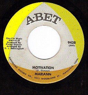 A-BET 9438 CHUCK AND MARIANN Motivation ~ Going Through