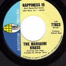 PROMO WORLD PACIFIC 77823 MARIACHI BRASS ~ Happiness Is
