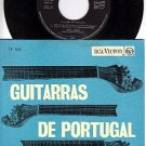 SPAIN RCA TP 104 MANUEL MARQUES ~ Guitarras De Portugal