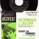 RCA 47-8095 PS+45 NORMAN LUBOFF CHOIR Consider Yourself
