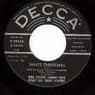 NM 45 DECCA 9-29342 BING CROSBY ~ White Chistmas ~ Snow