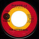 NM 2643 45 THE LETTERMEN Shangri-La/When Summer Ends