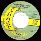 CHART 45 5180 MARGO What Have I Done?/Make Love The