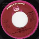 45 + PS Gladys Knight/Pips SILENT NIGHT ~ DO YOU HEAR?