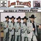 NEW/SLD CD Los Tucanes De Tijuana CORRIDOS DE PRIMERA