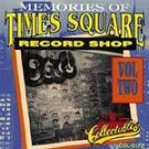 NEW/SEALED CD ~ Memories Of Times Square Record Shop v2