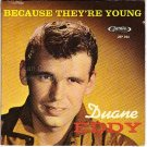 Pic Slv Jamie JEP-304 DUANE EDDY Because They're Young