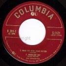 EP COLUMBIA B-201 45 CHORDETTES Moonlight Bay/Shine On