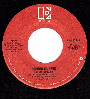 NM ELEKTRA 46621 ROBBIE DUPREE Steal Away ~ No Stranger