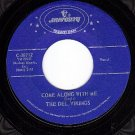 MERCURY 30112 DEL VIKINGS Come Along With Me ~ A Sunday