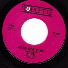 NM ROULETTE 4494 ESSEX Are You Going My Way/Easier Said