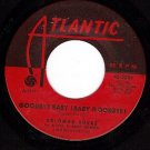 ATLANTIC 2226 SOLOMON BURKE Goodbye Baby/To Love Me