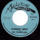 ANGLETONE 521 CHANDELIERS Blueberry Sweet/One More Step