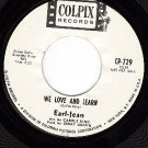 NM COLPIX 729 PROMO EARL-LEAN We Love And Learn/Im Into