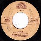 JOSIE 821 45 ORIGINAL CADILLACS ~ Lucy ~ Hurry Home