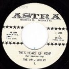 ASTRA 1001 DAYLIGHTERS This Heart Of Mine ~ Bear Mash