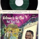 NM CAPITOL EAP 1-1120 45 + PS NAT KING COLE Welcome To