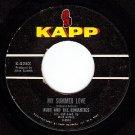 NM KAPP 525X RUBY & THE ROMANTICS My Summer Love
