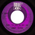 NM 45 35077 JIMMY RUFFIN Maria (You Were The Only One)