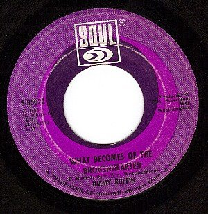NM 35022 JIMMY RUFFIN What Becomes Of The BrokenHearted