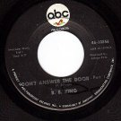 ABC 10856 45 B.B.KING ~ Dont Answer The Door Part 1 & 2