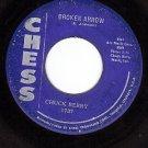 CHESS 1737 45 CHUCK BERRY Broken Arrow/Childhood Sweet
