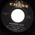 CHESS 1916 CHUCK BERRY Promised Land ~ Things I Used To