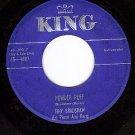KING 4687 45 rpm TINY BRADSHAW Powder Puff ~ Ping Pong