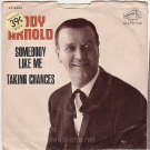 PICTURE SLV EDDY ARNOLD Somebody Like Me/Taking Chances