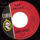 CAMEO 243 THE ORLONS 45 South Street/Them Terrible Boot