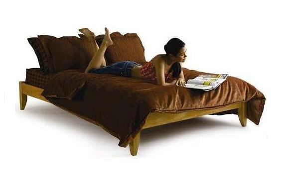 Soho (Beechwod) platform bed Full