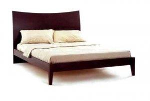 Retro (Java) Platform bed Full