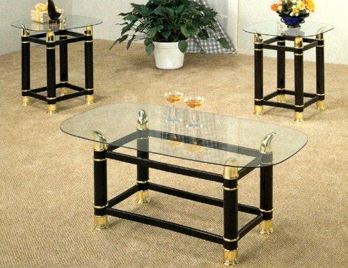 3-Pc Coffee Table Set 7034