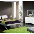 Made In Spain Nina White Stylish Bedroom Set