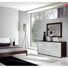 Stylish Bedroom Set with Platform Bed Luxury
