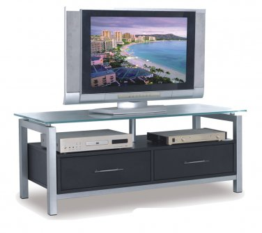 Modern Shinto TV Stand Black