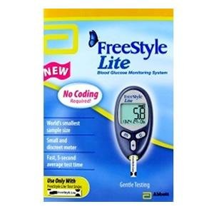 $10.00 OFF ANY FREESTYLE BLOOD GLUCOSE MONITORING SYSTEM
