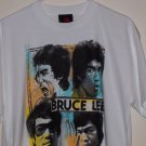 Bruce Lee Faces T-Shirt