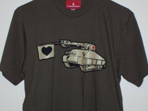 Love Not War Tank T-Shirt