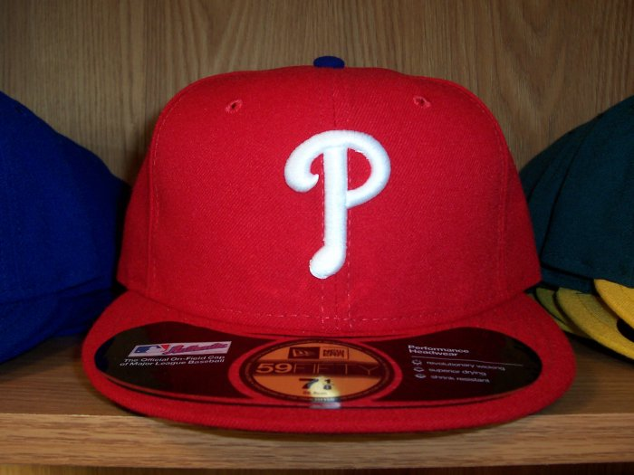 Philadephia Phillies Game Fitted