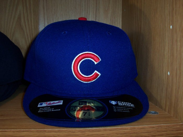 Chicago Cubs Home Fitted