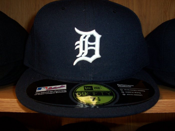 Detroit Tigers Home Fitted